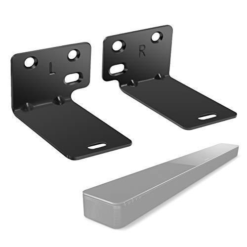 Lenink Wall Bracket Compatible with Bose WB-300 SoundTouch 300 Soundbar Speaker,Black (Best Soundbar For 300)