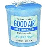 Yankee Candle Co 1159281 Good Air Votive Air Freshener Candle (Pack of 18)