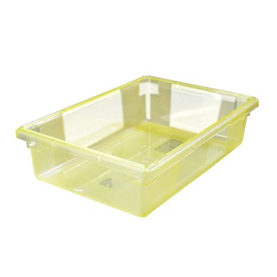 (3.5 Gallon Yellow StorPlus Color-Coded Food Storage Box 18