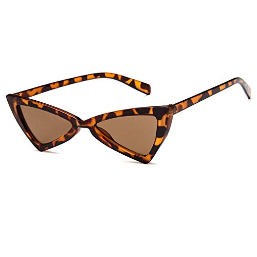 UV400 Lens Glasses Cat Sunglasses Eye Eyewear Travel Triangle Sunglasses Women BxwITq0