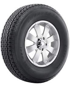 Thunderer R501 Steel Belted Radial Trailer Tire - ST 225/75R15 117/112L E (10 Ply)