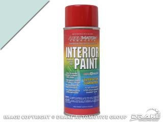 Mustang Paint Interior 1964 1/2 - 1968 Aqua L-5752 - Scott - Mustang Paint Interior