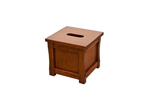 Oak Tissue Holder (Wooden tissue box