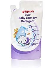 Pigeon Paraben-Free Baby Laundry Detergent, 450ml Refill