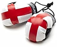 England - Mini Boxing Gloves