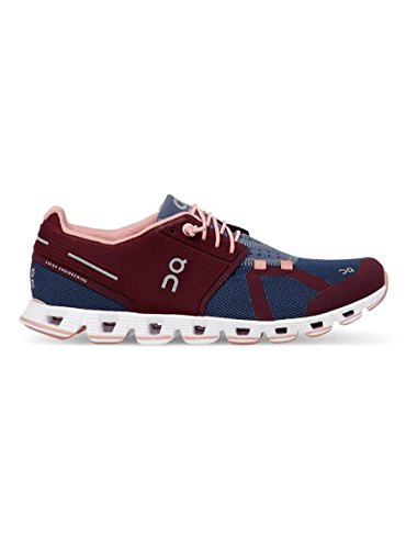 ON ON Damen Rot Laufschuhe Damen 48zxOqO