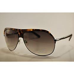 GUESS GU6685 TO 36 Men's Sunglasses Gunmetal Tortoise