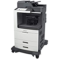 Lexmark MX810DFE - B/W Multifunction (fax/copier/printer/scanner) - 55 ppm- 24T7408
