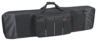 "Kaces 9-KB Xpress Series Keyboard Bag, 61-Key Large (44.5"" x 17"" x 6.5"")"