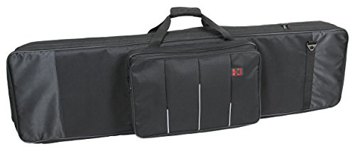 Kaces 15-KB Xpress Series Keyboard Bag, 88-Key Slim (54.5'' x 14.5'' x 5.25'') by Kaces