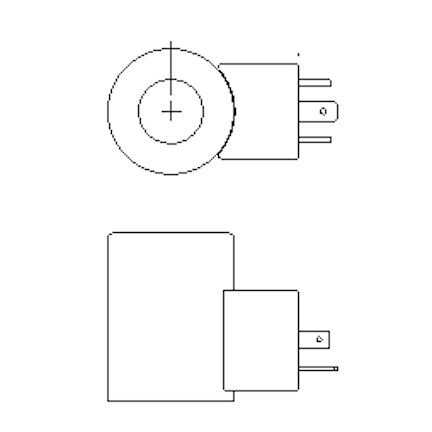 Sun Hydraulics Coil 770-224 from Sun Hydraulics