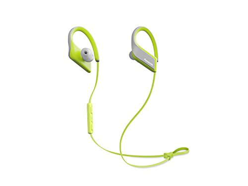 Panasonic Wings Ultra-Light Wireless Bluetooth Sport Earphones Yellow (RP-BTS35-Y)