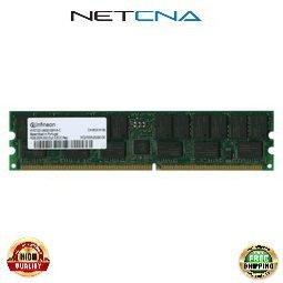 HP-1GB-DDR-2700R 1GB Hewlett Packard 184-pin PC2700 DDR333 Registered ECC SDRAM DIMM 100% Compatible memory by NETCNA USA