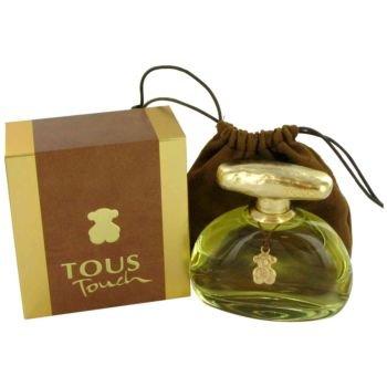 Touch Freesia Eau De Toilette (Tous Touch Eau de Toilette Spray for Women, 3.4 Fluid Ounce)