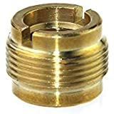 """CAMVATE 3/8"""" Female To 5/8"""" Male Threaded Screw Adapter For Mic Micphone Stand"""