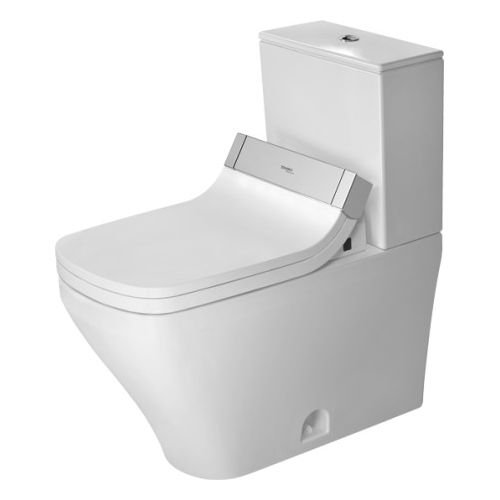 Duravit Toilet Bowl - Duravit 2160510000 Durastyle One-Piece Toilet Bowl with White Siphon Jet, Elongated  (Bowl Only)