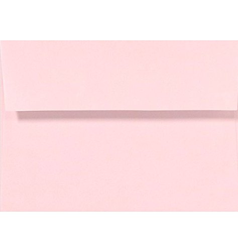 UPC 609788007005, A1 Invitation Envelopes (3 5/8 x 5 1/8) - Candy Pink (50 Qty.)