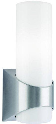 Kichler 9109BA Celino Outdoor Wall 1-Light, Brushed Aluminum
