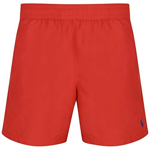 Ralph Lauren Hawaiian Boxer Swim Shorts