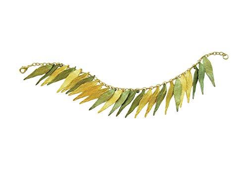 Michael Michaud Weeping Willow Bracelet 7237BZ - New Patina Willow