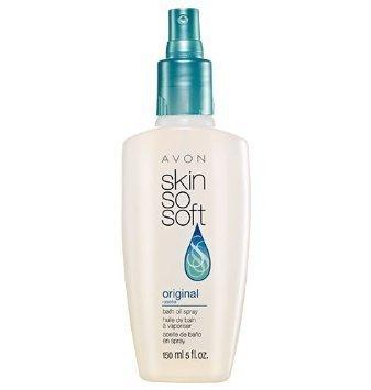 Avon Skin So Soft Original Bath Oil Spray with Pump