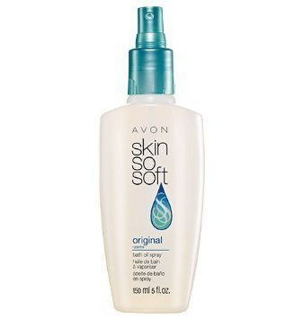 Avon Skin So Soft Original Bath Oil Spray with Pump, 5 Fl Oz