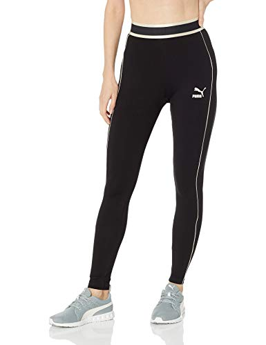Puma Stretch Leggings - PUMA Women's Revolt Leggings Cotton Black Medium 28