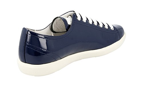 Prada Womens 3e5534 Läder Sneaker