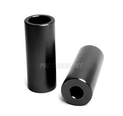 Clavijas de aluminio para patinete., negro: Amazon.es ...