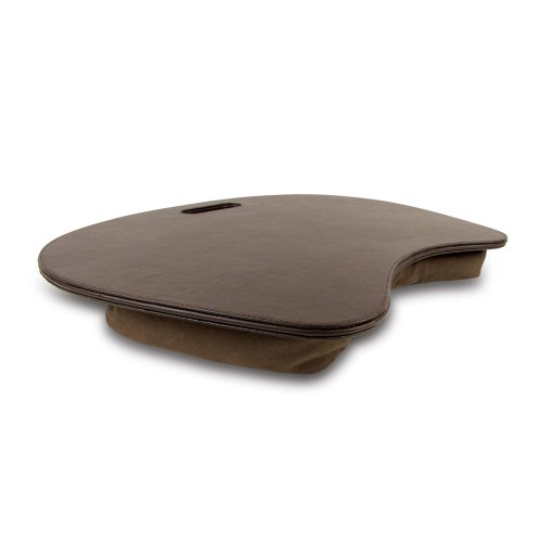 Bellagio-Italia Lap Desk - Hazelnut Brown
