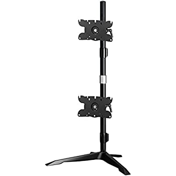 Amazon Com Amr2s32v Dual Monitor Vertical Stand Mount