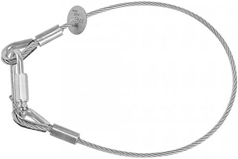 Riggatec corde de s/écurit/é 100 cm x 6 mm /à 36 kg