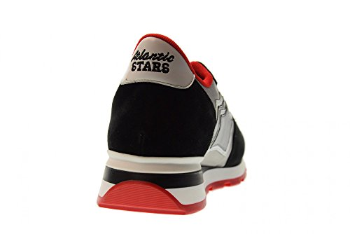 Stars Silver SN Scarpe Uomo Antares Atlantic 26B Silver Basse Sneakers zwdzaq