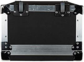 One Size Black//Silver Newbery Cricket Unisexs Legacy Cricket Coffin