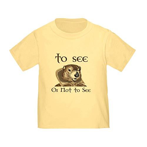 CafePress Shakespeare Ash Grey T Shirt Cute Toddler T-Shirt, 100% Cotton