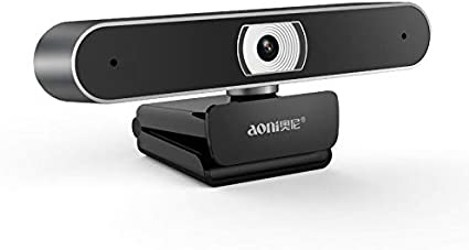 Webcam para computadora 1920 * 1080 AF Webcam Gran Angular PC Computadora Cámara Mic Soporte Verificación Red Live Smart TV Video Web CAM A35: Amazon.es: Electrónica