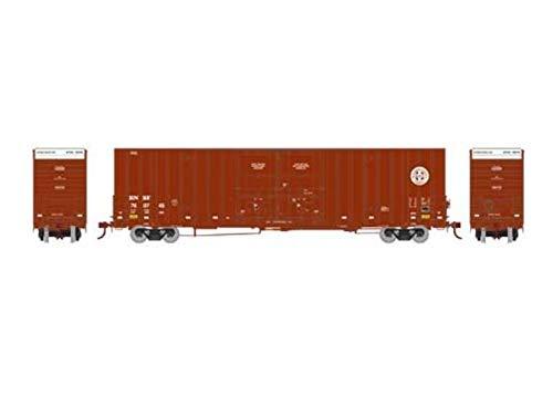 【期間限定】 Athearn 75077 HO RTR 60フィート Gunderson DD 60フィート HC ボックス Gunderson RTR BNSF/鉄道 #3 B07JN9XYK8, わがんせショップ:06666c09 --- sinefi.org.br
