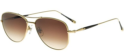 Matsuda Gafas de Sol M3041 PALE GOLD/BROWN SHADED unisex ...