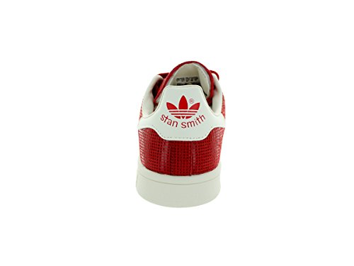 Adidas Femmes Stan Smith W Casual Chaussure Rouge