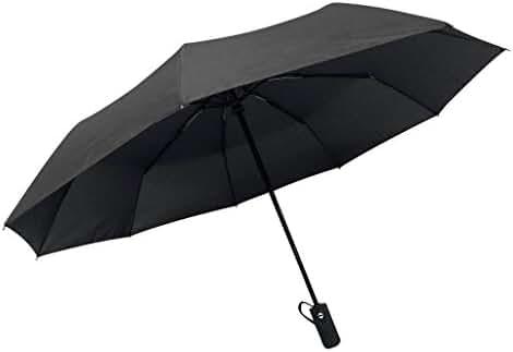 Rain-Mate Travel Umbrella - Windproof, Reinforced Canopy, Ergonomic Handle, Auto Open/Close