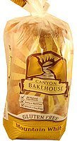 Canyon Bakehouse Gluten Free Mountain White Bread, 18 Ounce. (10 Pack) by Canyon Bakehouse