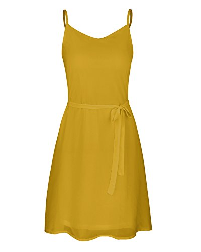 Buy yellow summer dresses - 5