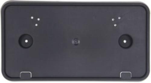 CPP Front Textured Black License Plate Bracket for 2011-2015 Ford Explorer FO1068136 Explorer Bracket