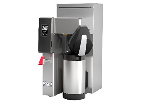 Fetco 3 Liter Coffee Extractor Brewing System With Metal Brew Basket Cbs-2131-Xts-3L-E213153M