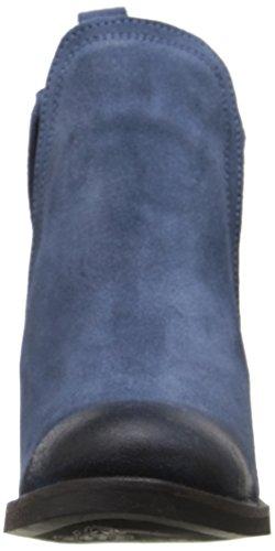 Bos. & Co. Kvinna Belfield Boot Jeans Olja Mocka