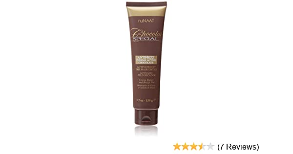 Amazon.com : Nunaat Chocolat Special Antifrizz, 5.2 Ounce : Intensive Hair Treatments : Beauty