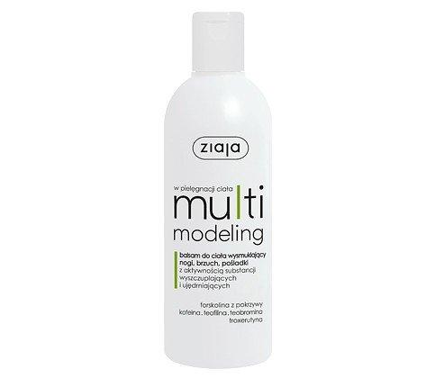 MULTI- Modellierung. Körperlotion - Straffungscreme für Beine, Bauch und Po 270ml von Ziaja