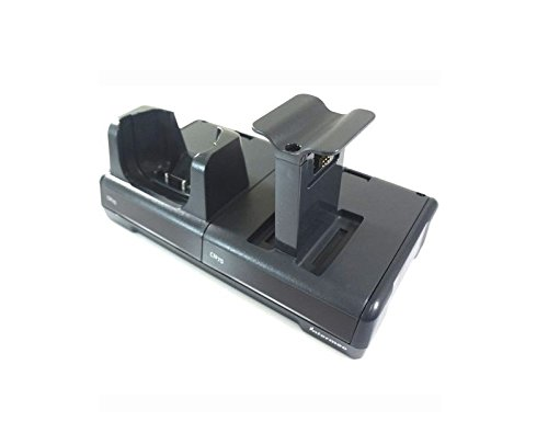 Intermec DX1A01A10 Desktop Dock for Series CN70/CN70e Mobile Computer, Includes NA Power Supply and Cord, Flex Dock, Holds 1 Mobile CPU