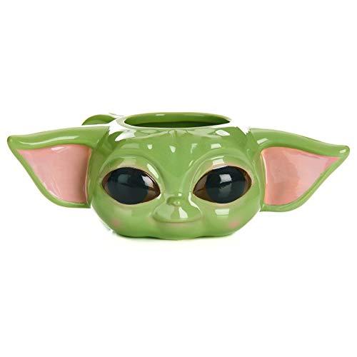 The Mandalorian Child Grogu Baby Yoda Mok – Officieel gelicentieerde Star Wars Merchandise