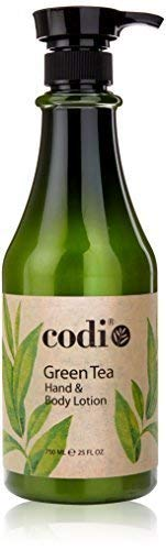 - Codi Green Tea Hand & Body Lotion 750ml/25oz (pack of 2)